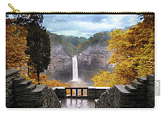 Taughannock In Autumn Carry-all Pouch by Jessica Jenney