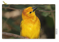 Taveta Golden Weaver Carry-all Pouch