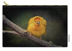 Taveta Golden Weaver  Carry-all Pouch