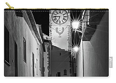 Tavira Church Bell Tower At Night - Portugal Carry-all Pouch