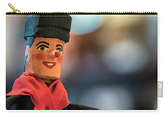 Carry-all Pouch featuring the photograph Tchantches by Jeremy Lavender Photography