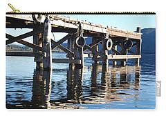 Te Anau Pier Carry-all Pouch by Jocelyn Friis