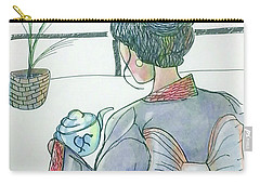 Tea Ceremonial  Carry-all Pouch by Loretta Nash
