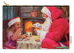 Tea For Two Carry-all Pouch