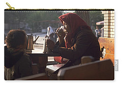 Tea In Tashkent Carry-all Pouch