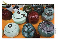Tea Pots For Sale 4 Carry-all Pouch