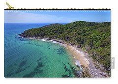 Carry-all Pouch featuring the photograph Tea Tree Bay At Noosa by Keiran Lusk
