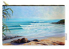Tea Tree Bay Noosa Heads Australia Carry-all Pouch