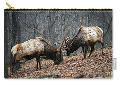Carry-all Pouch featuring the photograph Teaching by Andrea Silies