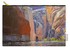 Teapot Point Colorado River Carry-all Pouch