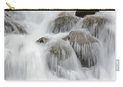 Tears Of The Mountain Carry-all Pouch