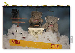Teddy Bears In Heaven Carry-all Pouch