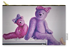 Teddy's Day Carry-all Pouch
