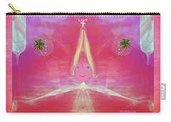 Tede , Cutsie Little Girl Carry-all Pouch by Sherri's Of Palm Springs