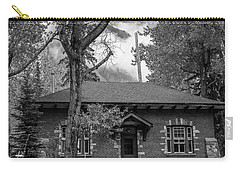 Telegraph Station Carry-all Pouch