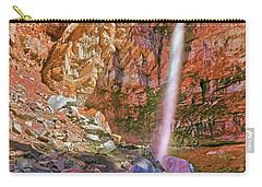 Telluride, Colorado's Cornet Falls - Colorful Colorado - Waterfall Carry-all Pouch