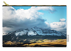 Telluride Colorado In The Fall Carry-all Pouch
