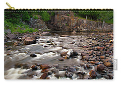 Temperance River Carry-all Pouch by Steve Stuller