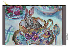 Tempest In A Tea Cup Carry-all Pouch