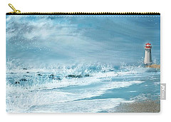 Tempestuous Carry-all Pouch by Mary Timman