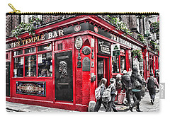 Temple Bar Pub Carry-all Pouch