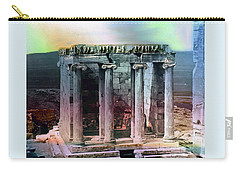 Temple Of Athena Carry-all Pouch