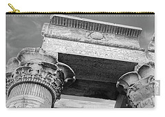 Carry-all Pouch featuring the  Temple Of Kom Ombo by Silvia Bruno
