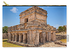 Temple Of The Frescos Carry-all Pouch