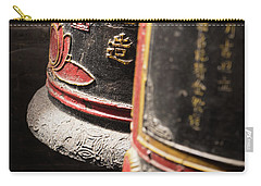 Temple Of Thien Hau Bells Carry-all Pouch