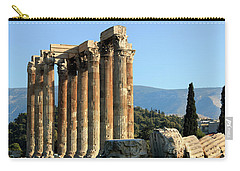 Temple Of Zeus Carry-all Pouch