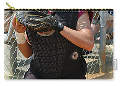 Temple University Bullpen Catcher Carry-all Pouch