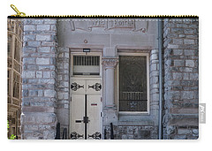 Temple University - The Temple Carry-all Pouch by Bill Cannon