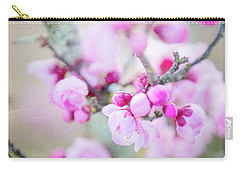 Carry-all Pouch featuring the photograph Temptation Of Pink by Ivy Ho