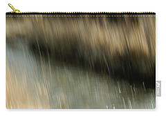 Ten Mile Creek  And Grass Carry-all Pouch
