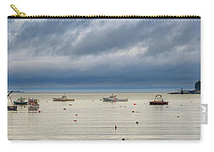 Carry-all Pouch featuring the photograph Tenants Harbor by Rick Berk