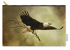Tending The Nest Carry-all Pouch