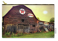Carry-all Pouch featuring the photograph Tennessee Barn by Marion Johnson