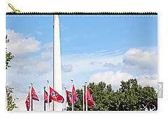 Tennessee Bicentennial Mall Carry-all Pouch by Kristin Elmquist