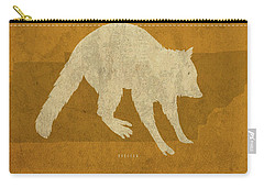 Tennessee State Facts Minimalist Movie Poster Art Carry-all Pouch