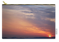 Tennessee Sunset Carry-all Pouch