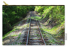 Carry-all Pouch featuring the photograph Tennessee Valley Railway by Shannon Harrington