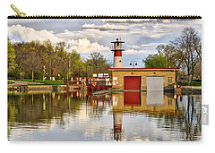 Tenney Lock - Madison - Wisconsin Carry-all Pouch