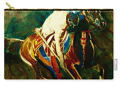 Tent Pegging Sport Carry-all Pouch