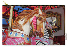 Tented Carousel Carry-all Pouch