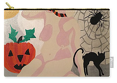 Tenth Halloween  Carry-all Pouch