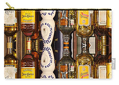 Carry-all Pouch featuring the photograph Tequila Mirage by The Art of Alice Terrill