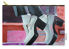 Carry-all Pouch featuring the painting Tequila by Tom Riggs