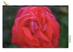 Carry-all Pouch featuring the photograph Teresa by Mark Blauhoefer