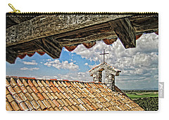Terra Cotta Church Carry-all Pouch