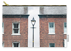 Terraced Houses Carry-all Pouch by Lee Avison
